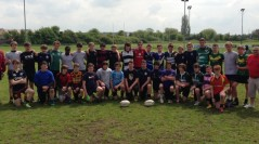 JUNIORS IMPRESS AT TASTER SESSION