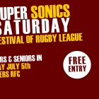 GET READY FOR SUPER SONICS SATURDAY!